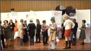 Unternehmerinnen aus dem Rheinland auf einem IHK-Köln Netzewerk Businesstag