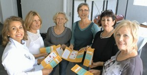 Unternehmerinnen auf einer Aktionsmesse Remscheid