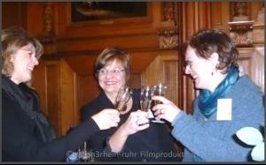 Edda Görres beim Neujahrsempfang 2015 der aktiven bergischen Unternehmerinnen
